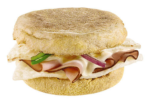 Subway: Egg White Sandwich
