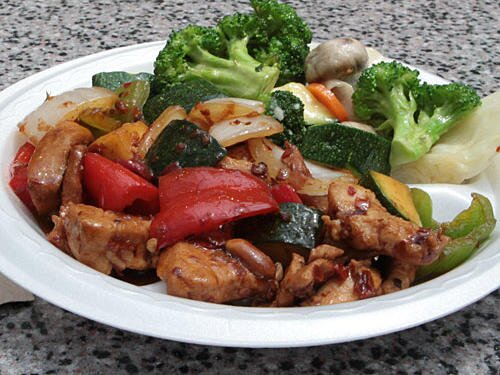 Healthy Fast Food Guide - Cooking Light
