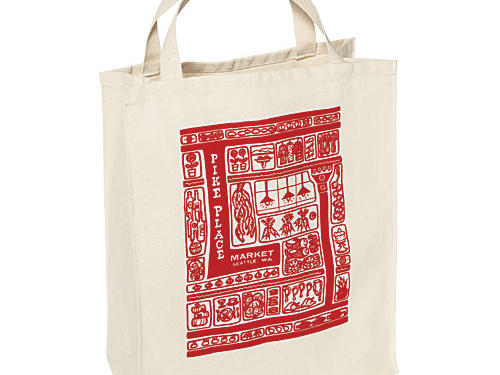 Pike Place Market Tote