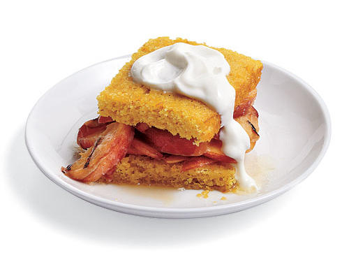Top-Rated Fruit Recipe: Brandied Peach Shortcakes