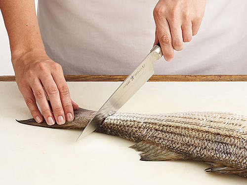 Remove Fish Tail