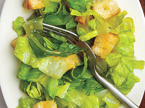 Healthy Choice: Caesar Salad