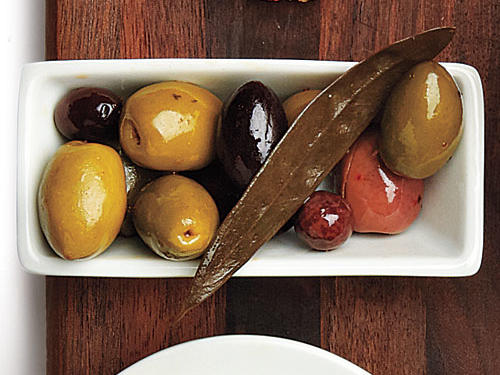 Healthy Choice: Olives
