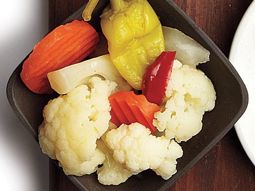 Healthy Choice: Giardiniera