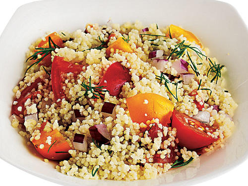1601 Tomato-Dill Couscous
