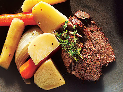 Beef Pot Roast and Gravy Recipes
