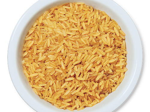 Convenient Food: Boil in a Bag Brown Rice