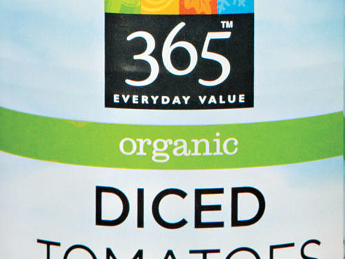 Whole Foods 365 Everyday Value Diced, No-Salt-Added Tomatoes