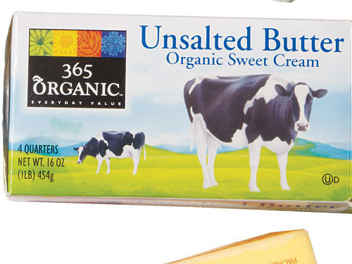 1203w Whole Foods 365 Unsalted Everyday Butter