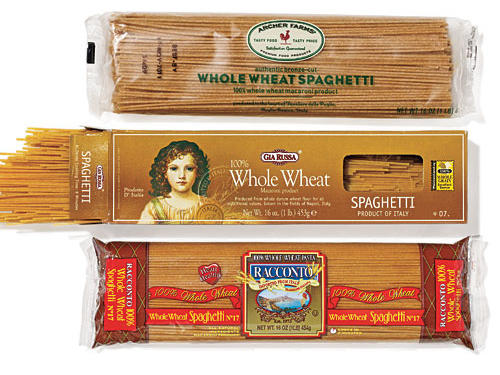 Spaghetti (whole-wheat)