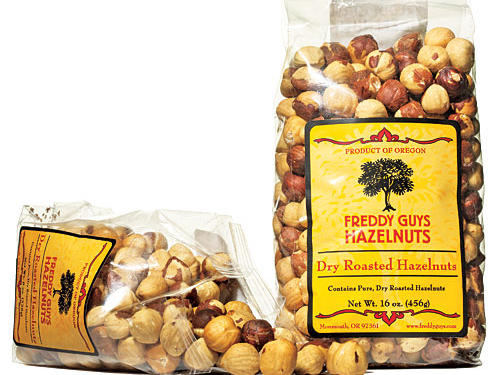 Freddy Guys Dry Roasted Hazelnuts