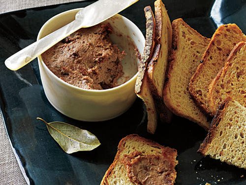 Quick Liver Pâté Recipe