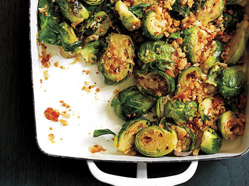 Brussels Sprouts Gratin Recipes