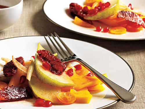 Crowd-Pleasing Brunch Menu: Serve with Winter Jeweled Fruit Salad