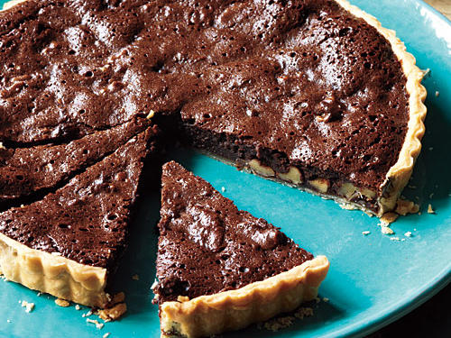Chocolate Walnut Tart Recipes