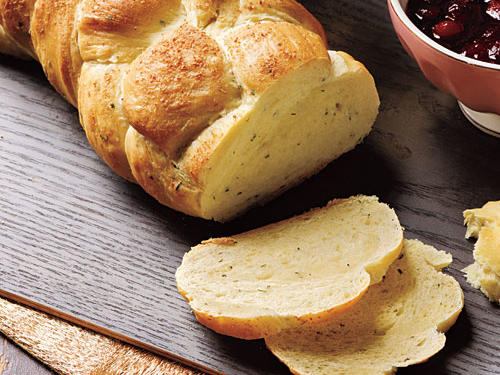 Cheese and Chive Challah Recipes
