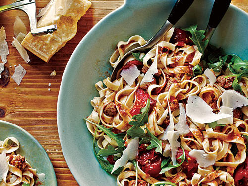 100 Healthy Pasta Recipes