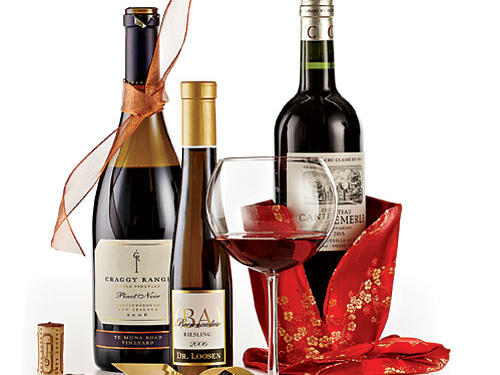 $35 or Less Gift Wines