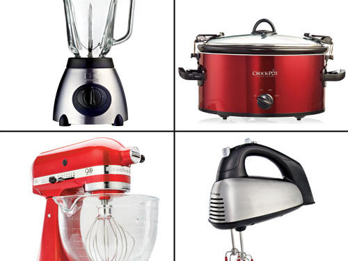Our Favorite: Small Appliances