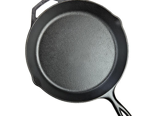Essential Broiling Tools: Lodge 12-Inch Preseasoned Cast-Iron