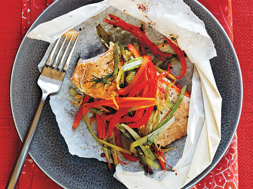 A Genius Trick for a Quicker Cleanup: Cooking Fish In Parchment Paper