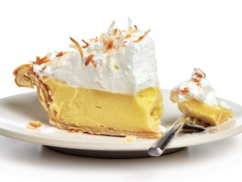 Coconut Cream Pie Recipe