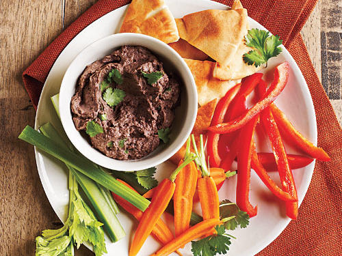 Black Bean Hummus Recipe