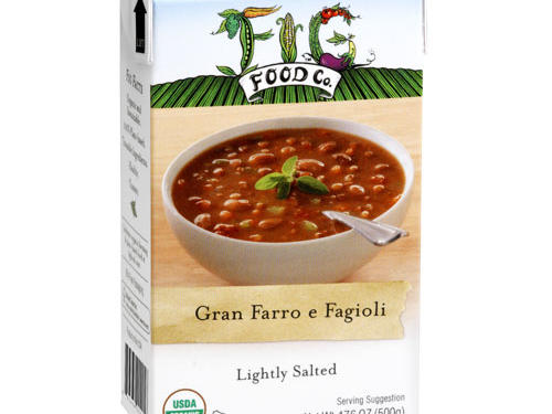 1103 Fig Food Gran Farro e Fagioli Soup
