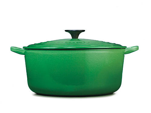 1104 LeCreuset Fennel French Oven