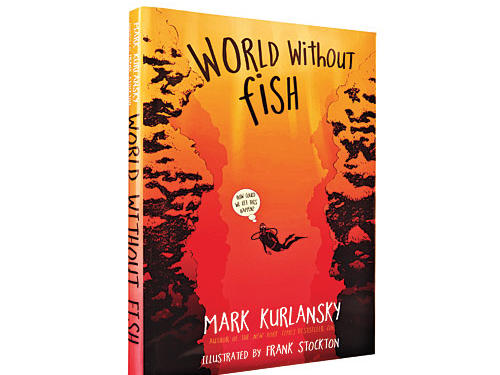 1104 World Without Fish by Mark Kurlansky