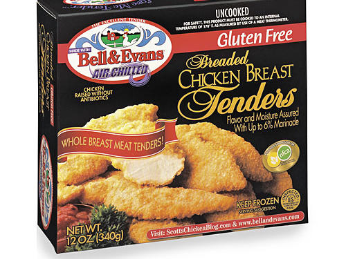 Bell & Evans Chicken Breast Tenders