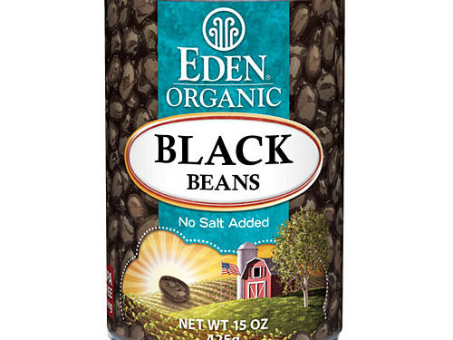 Eden No Salt Added Organic Black Beans
