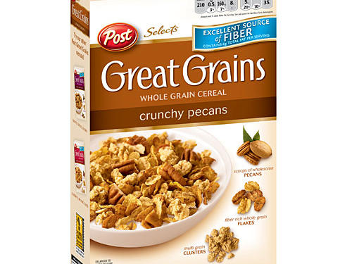 Best Cereal with Healthy Fats