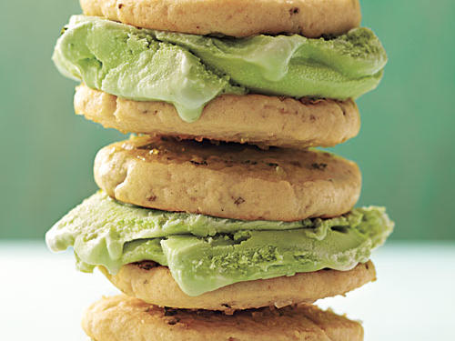 Margarita Ice-Cream Sandwiches Recipe