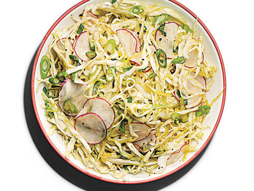 Cabbage Slaw Recipe