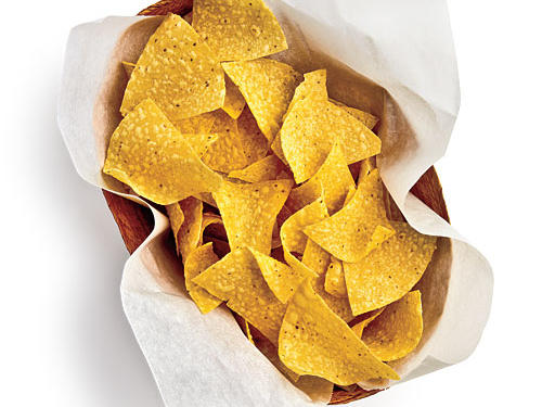 Sodium in Tortilla Chips