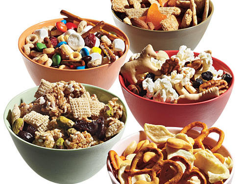 Snack Mix for Picky Kids