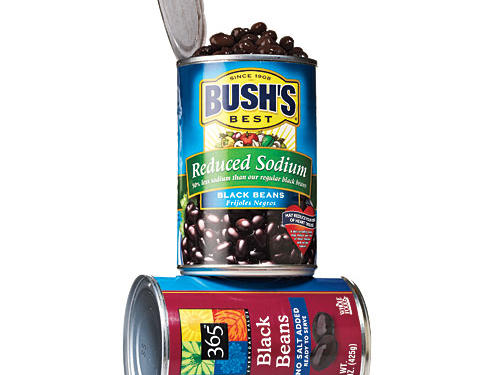 Reduced-Sodium Black Beans