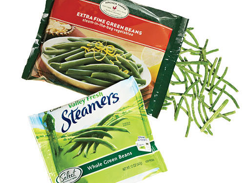 Steamable Frozen Green Beans