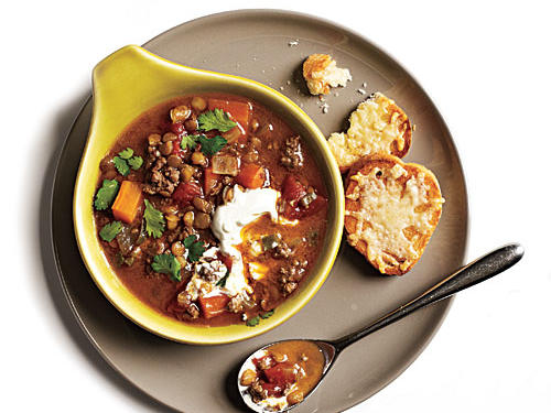 Top-Rated Budget Recipe: Indian-Spiced Lentils and Lamb