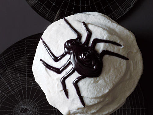 Chocolate Spider Cupcakes Recipe