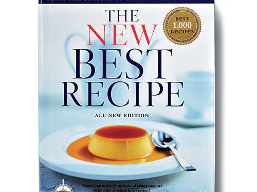The New Best Recipe Cookbook
