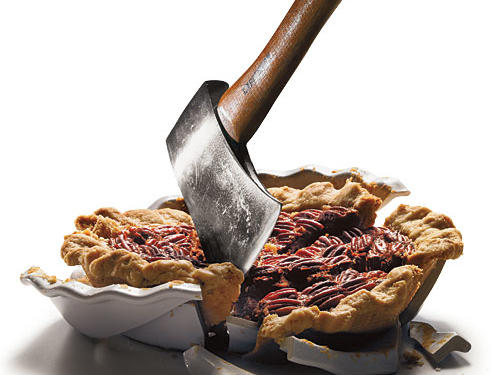 Trisha Yearwood's clunker of a pie