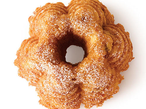 Base Recipe: Buttermilk Bundt Cakes