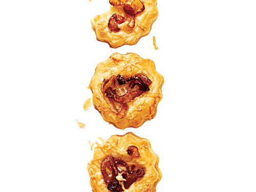 Caramelized Onion Tartlets