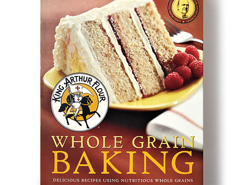 1112 7. King Arthur Flour Whole Grain Baking
