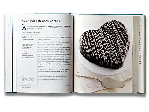 Continued: The Cake Book