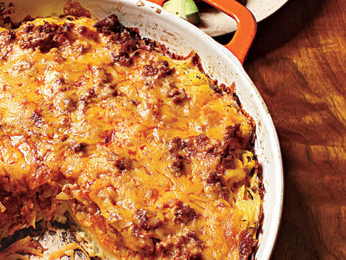 Tex-Mex Hash Brown Casserole Recipe
