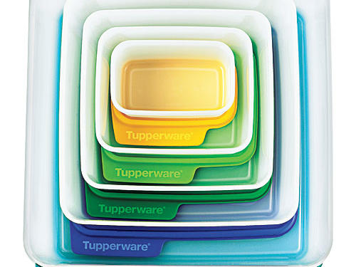 Tupperware Keep Tabs™ 5-Pc. Set