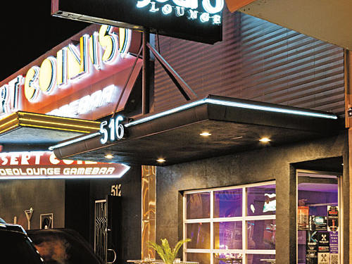 Las Vegas Restaurants: Vanguard Lounge